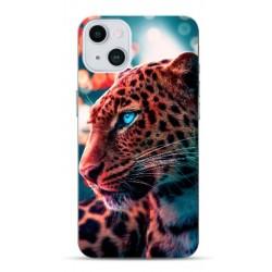 Coque souple Tigre pour Apple iPhone 13