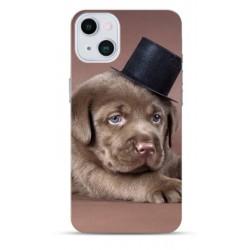 Coque souple Dog pour Apple iPhone 13