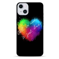 Coque souple Love2 pour Apple iPhone 13 Mini
