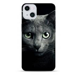 Coque souple Black Cat pour Apple iPhone 13 Mini