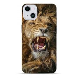 Coque souple Lion 3 pour Apple iPhone 13 Mini
