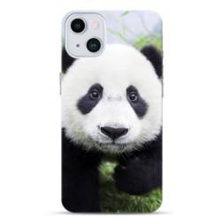 Coque souple Panda pour Apple iPhone 13 Mini