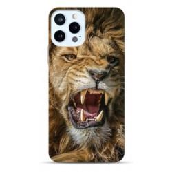Coque souple Lion pour Apple iPhone 13 Pro