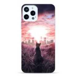 Coque souple Solitude pour Apple iPhone 13 Pro