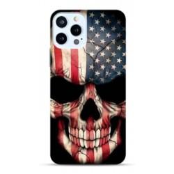 Coque souple Death USA pour Apple iPhone 13 Pro MaX