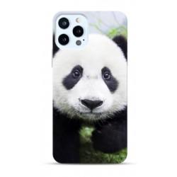 Coque souple Panda pour Apple iPhone 13 Pro MaX