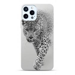 Coque souple Léopard 2 pour Apple iPhone 13 Pro MaX