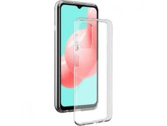 Coque silicone souple transparente pour Samsung Galaxy A32 4g
