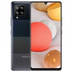 Coque silicone souple transparente pour Samsung Galaxy A42 5G