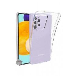 Coque silicone souple transparente pour Samsung Galaxy A52 5G