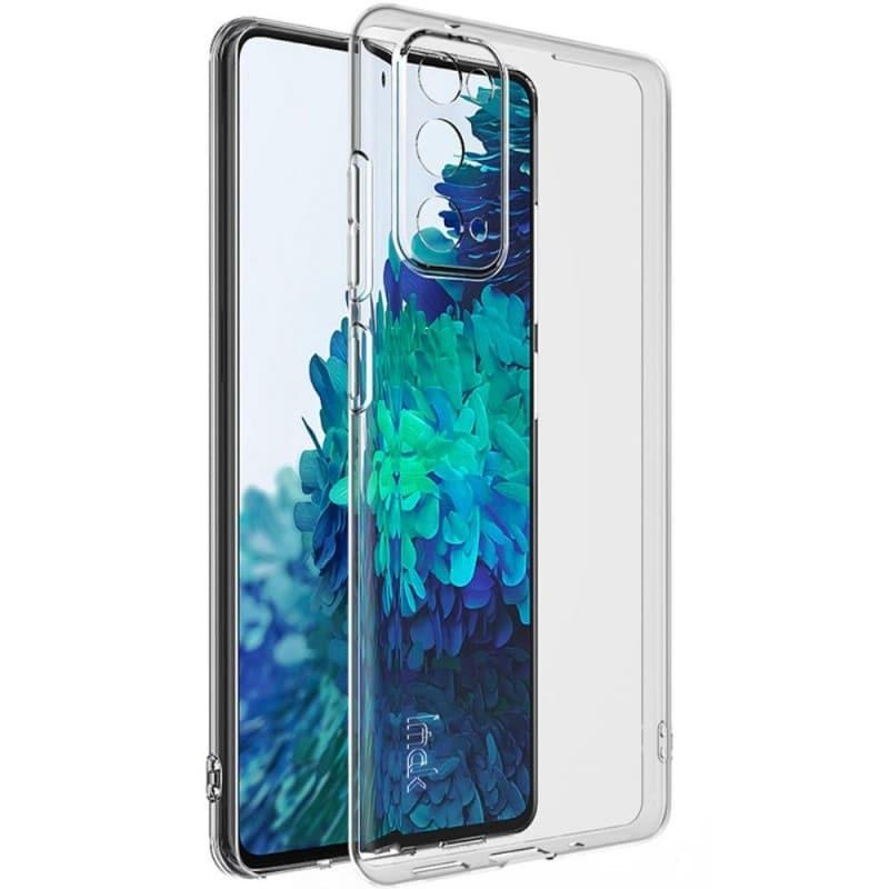 Coque silicone souple transparente pour Samsung Galaxy S20 FE