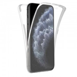 Coque intégrale 360 pour iPhone 11 protection avant et arrière