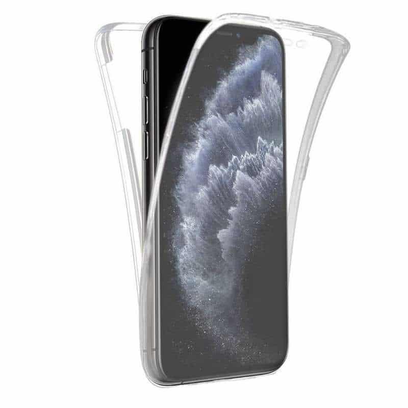 Coque intégrale 360 pour le Samsung Galaxy S20 FE