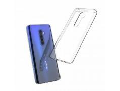 Coque souple en gel à personnaliser Oppo Reno 2Z avec photos