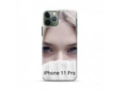Coque souple en gel à personnaliser iPhone 11 Pro
