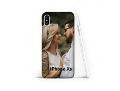 Coque souple en gel à personnaliser iPhone Xs