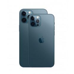 Coque souple en gel à personnaliser iPhone 12 Pro avec photo
