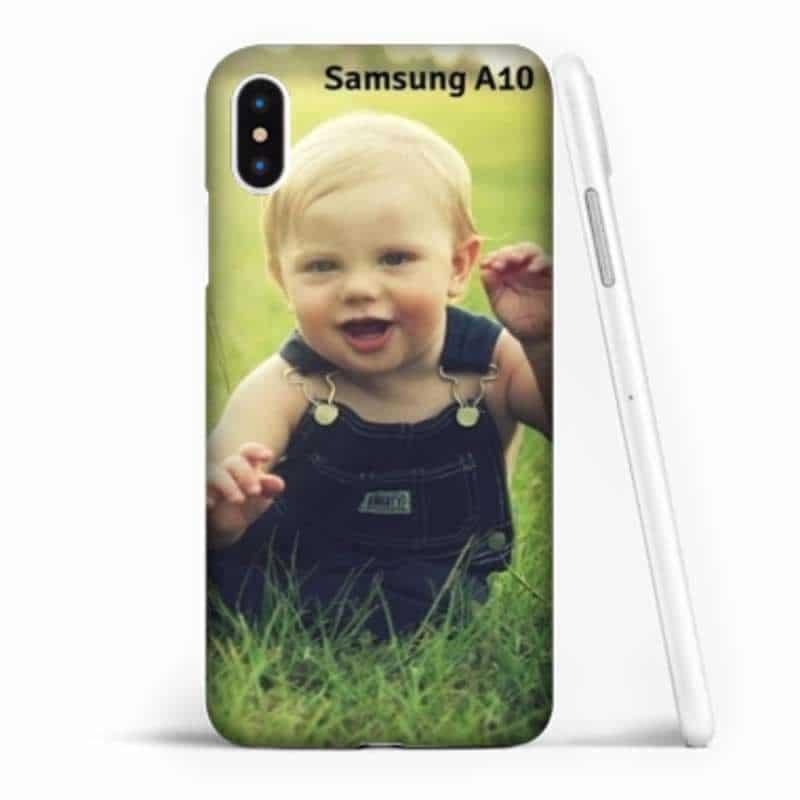 Coque souple en gel à personnaliser Samsung Galaxy A10
