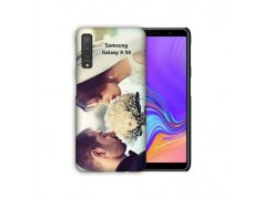 Coque souple en gel à personnaliser Samsung Galaxy A50