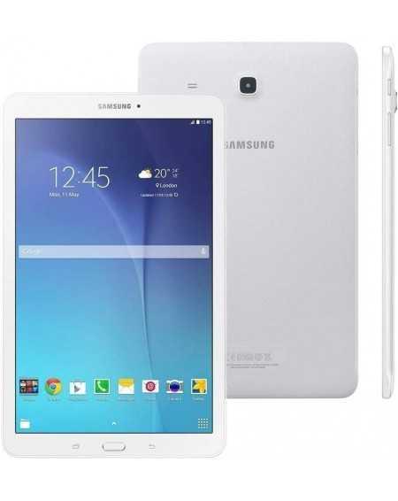 """Etui de protection, câbles, chargeur, écouteurs pour Samsung Galaxy Tab E 9,6 """""""